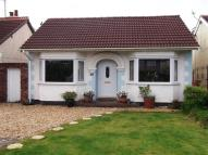 Detached Bungalow for sale in Saughall Massie Lane...