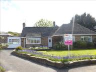 Detached Bungalow for sale in The Close, Greasby...