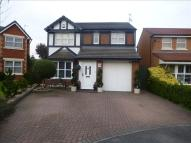 4 bed Detached house in Fletcher Close, Wirral