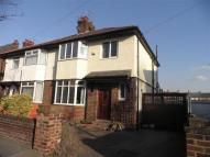 semi detached home in Waverley Road, Hoylake...