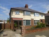 3 bedroom semi detached house in Waverley Road, Hoylake...