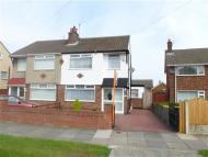 4 bed semi detached house for sale in Leeswood Road, Upton...
