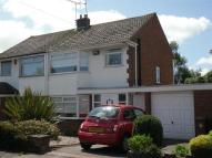 3 bedroom semi detached home for sale in Wallcroft, Willaston...