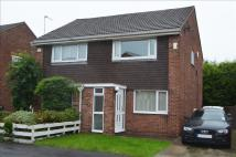 Brook Close semi detached property for sale