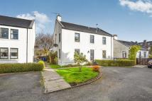 semi detached property in Harvey Court, Lochwinnoch