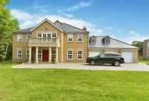 6 bed Detached house in Wellington Drive...
