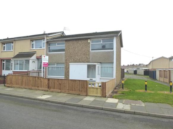 3 Bedroom End Of Terrace House For Sale In Trinity Street