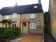 semi detached property in Back Road, Calne
