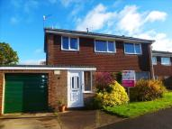 semi detached home in Wessex Close, Calne