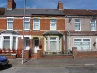 Terraced property in Forrest Road...