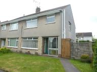 Cae Bach Close semi detached property for sale