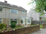 semi detached home in Penmaen Walk...