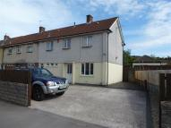 semi detached property for sale in Heol Trelai, Caerau...