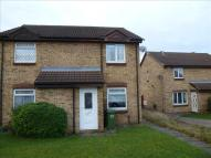 2 bed semi detached property in Draycott Close, Norton...