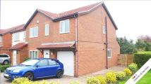 semi detached property in Leonard Ropner Drive...