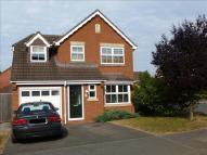 3 bed Detached house in Brittain Close...