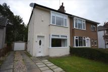 semi detached house in Randolph Drive...