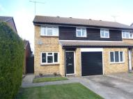 semi detached house for sale in Binbrook Close...
