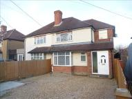 semi detached home for sale in Meadow Road, Earley...
