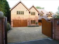 Detached house in Cageswood Drive...