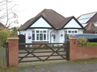3 bedroom Detached Bungalow in St Margarets Road...