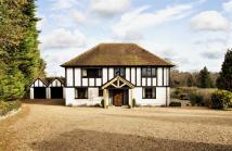 Detached home for sale in Hills Lane, Cookham...
