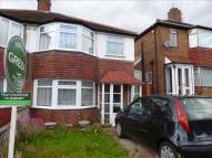 semi detached property in Charnwood Road...