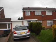 Terraced house in Peveril Way, Birmingham