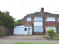 3 bedroom semi detached house for sale in Walsall Road, Great Barr...