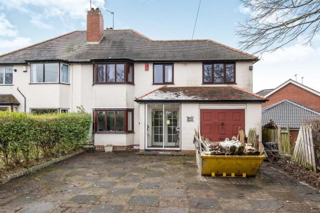 4 Bedroom Semi Detached House For Sale In Hamstead Road Great Barr
