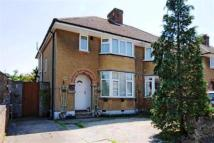 3 bedroom semi detached property for sale in Downside Road...