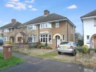 3 bed semi detached home in Downside Road...