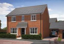 4 bedroom new house in Colton Road, Shrivenham...