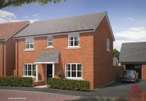 3 bed new property for sale in Colton Road, Shrivenham...