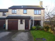 Detached house for sale in Brookfield, Highworth...