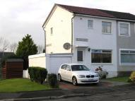 semi detached home for sale in Cathkin Place, Kilwinning