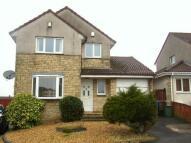 Detached house in Mure Avenue, Kilmarnock