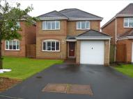 4 bedroom Detached house in Burns Crescent...