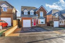 Detached house for sale in Lauriston Way, Kilmarnock