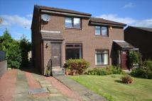 semi detached property for sale in Whitelee Crescent...