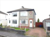 semi detached property for sale in Bathgo Avenue, PAISLEY