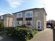 3 bed semi detached house in Ross Avenue, Renfrew