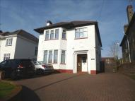 Detached property in Llantrisant Road...