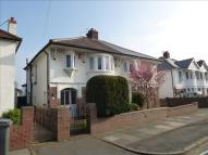 3 bedroom semi detached home for sale in Butleigh Avenue...
