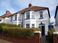 semi detached house in Fairwater Grove West...