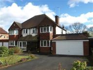 semi detached house in Croftdown Road...