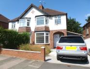 3 bed semi detached property for sale in Harborne Park Road...