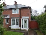 Woodhouse Road semi detached property for sale