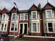 3 bedroom Terraced house for sale in Amesbury Road, Penylan...
