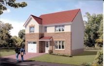 4 bed new home in Meadowcroft, Falkirk
